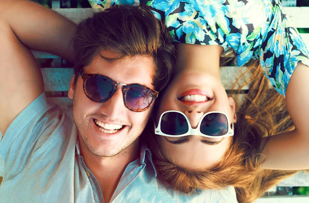 friends laying down | Cosmetic Dentistry in Dillon CO | Summit Dental Group
