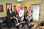 the staff at Summit Dental Group in Dillon, CO on Halloween